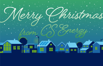 Merry Christmas from CS Energy