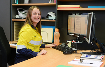 Callide Power Station employee competes for top spot in regional training awards