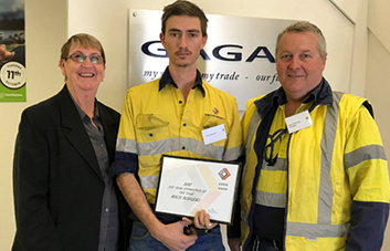 Callide apprentices and trainees excel at local awards
