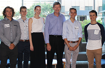 Chinchilla students awarded engineering scholarships