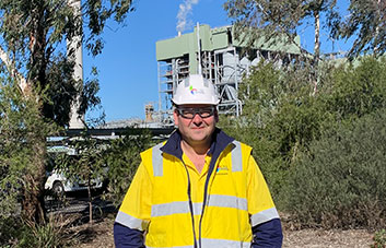 New power station manager settles into the Western Downs