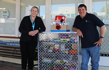 CS Energy helps kickstart Lowood Community Pantry
